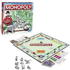 Klasszikus Monopoly - Társasjáték
