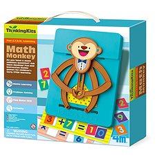 Matematikai majom - Oktató játék