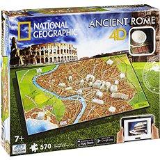 4D Ókori Róma (National Geographic) - Puzzle