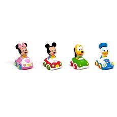 Clementoni Disney Baby Soft and Go Kisautó 1 db - Babajáték