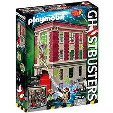 Playmobil 9219 Szellemirtók tűzoltóállomása - Építőjáték
