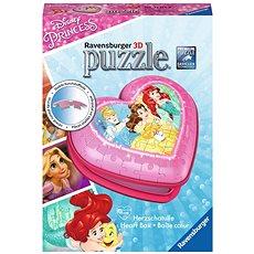 Ravensburger 121144 Sziv Disney hercegnők - Puzzle
