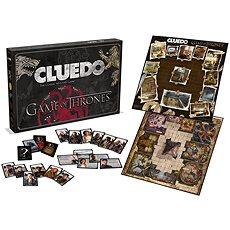 Cluedo Game of Thrones, ENG - Társasjáték