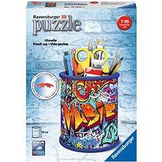 Ravensburger 3D 121090 Graffiti asztali tolltartó - 3D puzzle