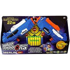 BuzzBee Long Distance Merlin szivacslövő játékfegyver - Játékfegyver