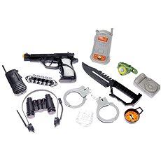 Rendőrségi játékkészlet - Játékfegyver