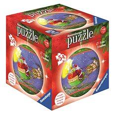 Ravensburger karácsonyi 3D Puzzleball - Puzzle