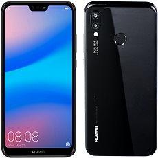 HUAWEI P20 Lite Midnight Black - Mobiltelefon