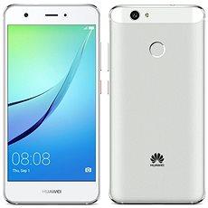 HUAWEI Nova Mystic Silver - Mobiltelefon
