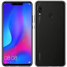 HUAWEI Nova 3 fekete - Mobiltelefon