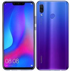HUAWEI Nova 3 lila - Mobiltelefon