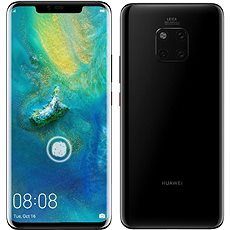 HUAWEI Mate 20 Pro fekete - Mobiltelefon
