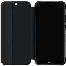 Huawei Original Folio Black a P20 Lite számára - Mobiltelefon tok