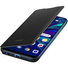 Huawei Original Folio Black P Smart 2019 készülékhez - Mobiltelefon tok