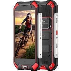 Blackview GBV6000S Red - Mobiltelefon