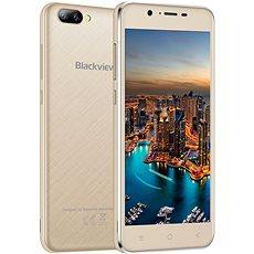 Blackview GA7 aranyszínű - Mobiltelefon