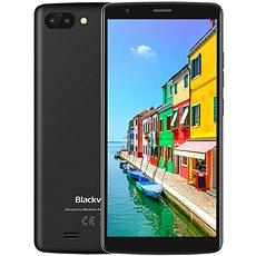 Blackview GA20 fekete - Mobiltelefon