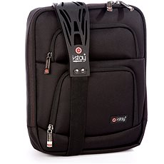 i-Stay Fortis iPad / Tablet Bag Black - Tablet táska