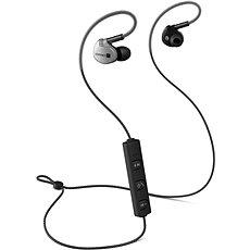 CONNECT IT Wireless  Sport Sonics antracit - Mikrofonos fej-/fülhallgató