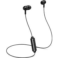 CONNECT IT Wireless U-BASS fekete - Mikrofonos fej-/fülhallgató