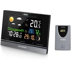 Hyundai WS 2303, fekete - Időjárás állomás