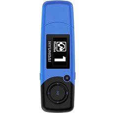 Hyundai MP 366 FMBL 4GB kék - Mp3 lejátszó
