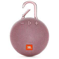 JBL Clip 3 rózsaszín