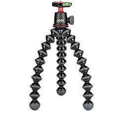 JOBY Gorillapod 3K Kit fekete / szürke / piros - Mini fotóállvány