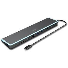 I-TEC USB-C Flat Docking Station + Power Delivery 60W - Dokkoló állomás