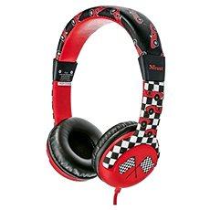 Trust Spila Kids fejhallgató - Autó - Fej-/Fülhallgató