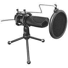 Trust GXT 232 Mantis Streaming Mikrofon - Asztali mikrofon