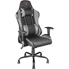Trust GXT 707G Resto Gaming Chair szürke - Gamer szék
