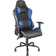Trust GXT 707B Resto Gaming Chair kék - Gamer szék