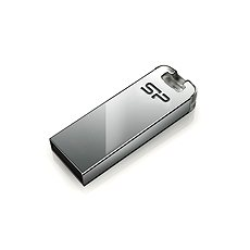 Silicon Power Touch T03 Silver 8GB - Pendrive
