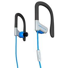 Energy Sistem Earphones Sport 1 Blue - Mikrofonos fej-/fülhallgató