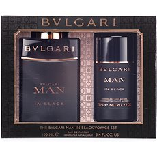 BVLGARI Man in Black EdP Set 175 ml
