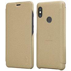 Lenuo Ledream Xiaomi Redmi Note 5-höz aranyszínű - Mobiltelefon tok
