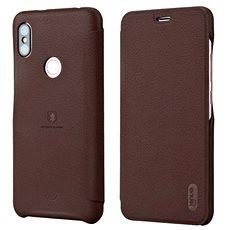 Lenuo Ledream Xiaomi Redmi S2-höz barna - Mobiltelefon tok