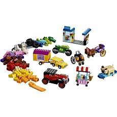 LEGO Classic 10715 Kockák és kerekek - Építőjáték