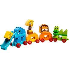 LEGO DUPLO 10863 - Kezdőkészletek Első állatos dobozom - Építőjáték