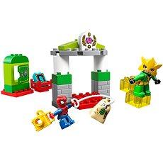 LEGO DUPLO Super Heroes 10893 Pókember Electro ellen - Építőjáték