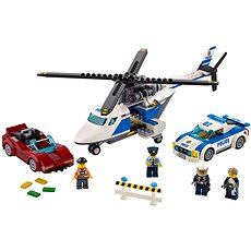 LEGO City 60138 Gyorsasági üldözés - Építőjáték