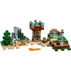 LEGO Minecraft 21135 Crafting láda 2.0 - Építőjáték