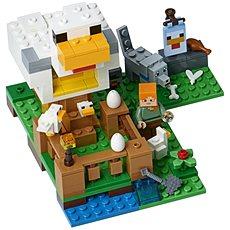21140 LEGO Minecraft Csirkeudvar - Építőjáték