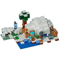 LEGO Minecraft 21142 A sarki iglu - Építőjáték