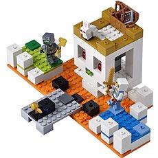 LEGO Minecraft 21145 A Koponya aréna - Építőjáték