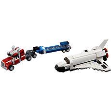 LEGO Creator 31091 Űrsikló szállító - Építőjáték