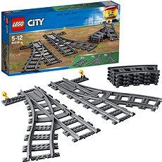 LEGO City 60238 Vasúti váltók - Építőjáték