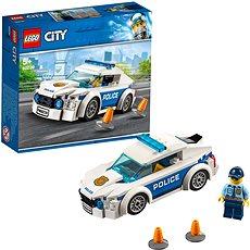LEGO City 60239 Rendőrségi járőrkocsi - Építőjáték