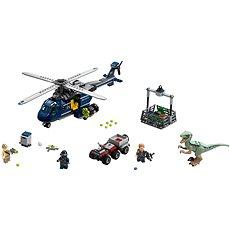 LEGO Jurassic World 75928 Blue helikopteres üldözése - Építőjáték